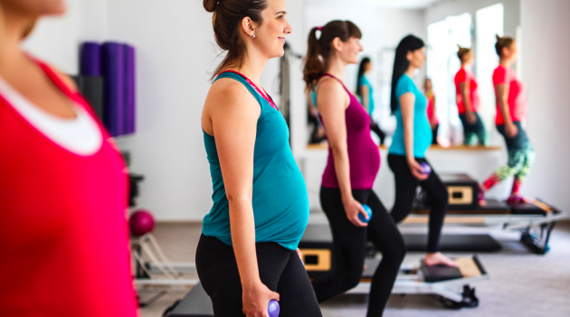 5 Types Of Exercises Pregnant Women Can Safely Participate In